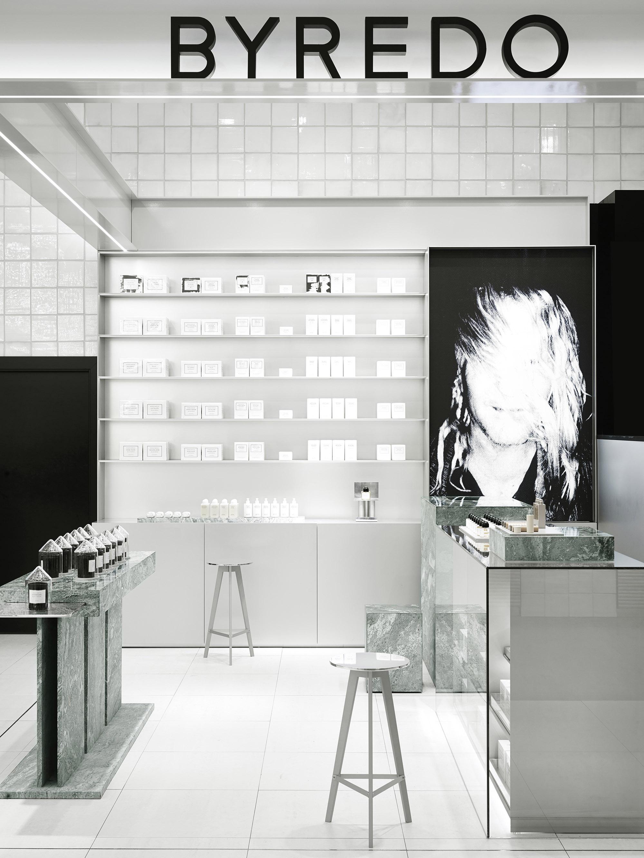 Byredo ahlens stockholm christian hallerod design for Design pinterest stockholm google